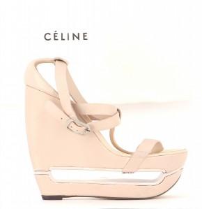 Chaussures Sandales CÉLINE ROSE
