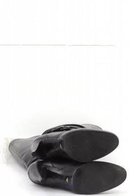 Chaussures Bottes EMPORIO ARMANI NOIR