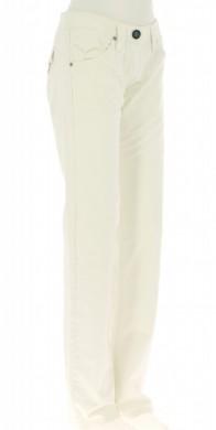 Vetements Jeans ISABEL MARANT ETOILE BLANC