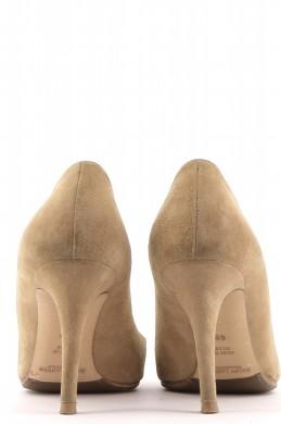Chaussures Escarpins RALPH LAUREN BEIGE