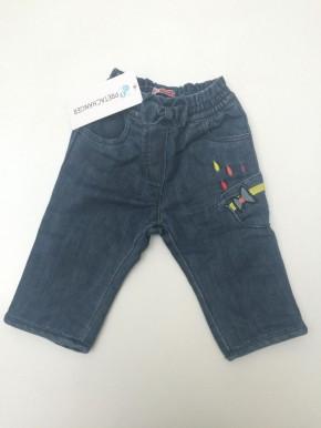 Pantalon DPAM (DU PAREIL AU MEME) Fille 6 mois