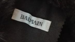 Vetements Manteau BALMAIN GRIS