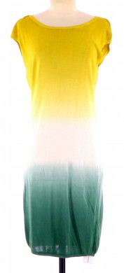 Vetements Robe DESIGUAL MULTICOLORE