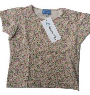Troc - Vente de Top / T-Shirt CYRILLUS Fille
