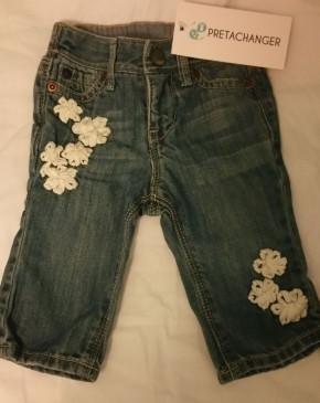Jeans GAP Fille 3 mois