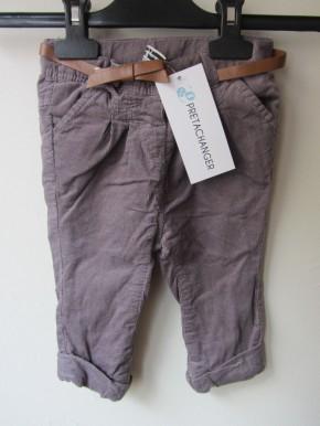 Pantalon TAPE A LOEIL Fille 9 mois