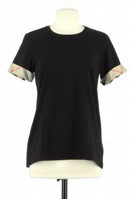 Tee-Shirt BURBERRY Femme M