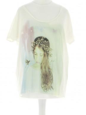 Tee-Shirt SWILDENS Femme XS