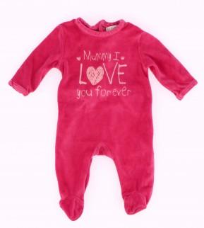 Pyjama KITCHOUN Fille 3 mois