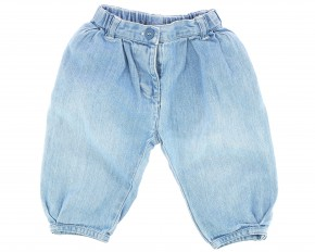 Jeans PETIT BATEAU Fille 6 mois
