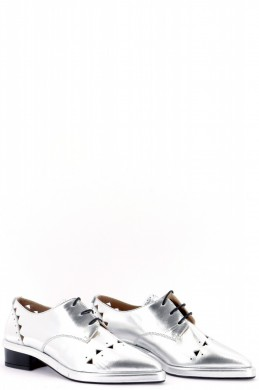 Chaussures Derbies TWINSET GRIS