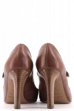 Chaussures Escarpins SERGIO ROSSI  MARRON