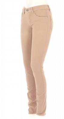 Vetements Pantalon COMPTOIR DES COTONNIERS ROSE
