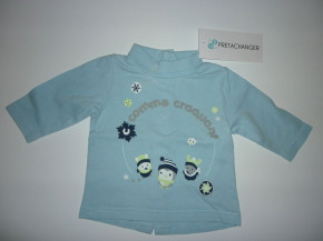 Top / T-Shirt KIMBALOO Garçon 1 mois