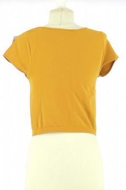 Vetements Tee-Shirt FREE PEOPLE JAUNE