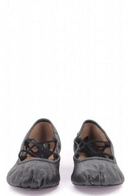 Chaussures Ballerines TWINSET NOIR