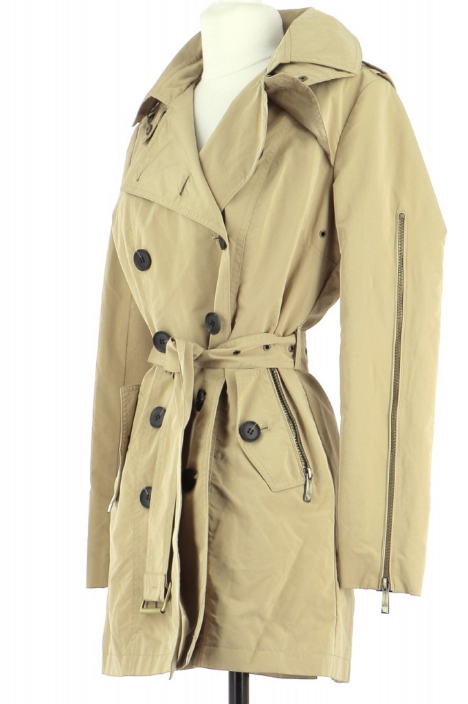 Vetements Trench BCBG MAX AZRIA BEIGE