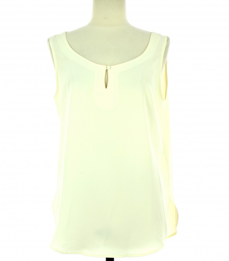Vetements Top ZAPA BEIGE