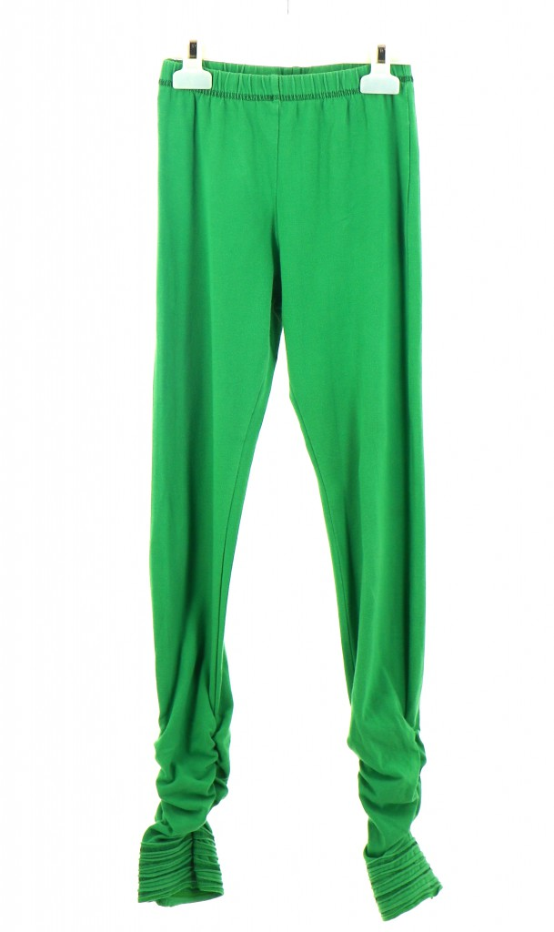 Vetements Pantalon CATIMINI VERT CLAIR
