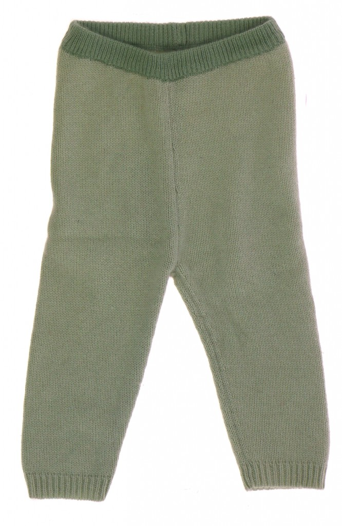 Vetements Pantalon GAP VERT CLAIR