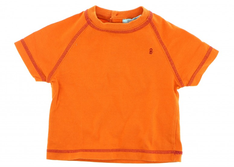 Vetements Top / T-Shirt OBAIBI ORANGE