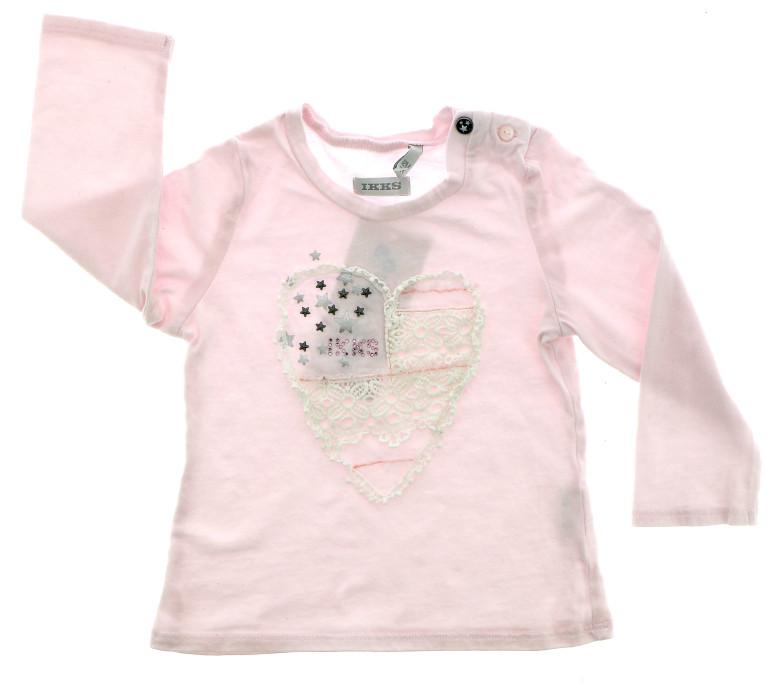 e549be4b0bd91 Top   T-Shirt IKKS Fille 12 mois pas cher en Achat - Vente