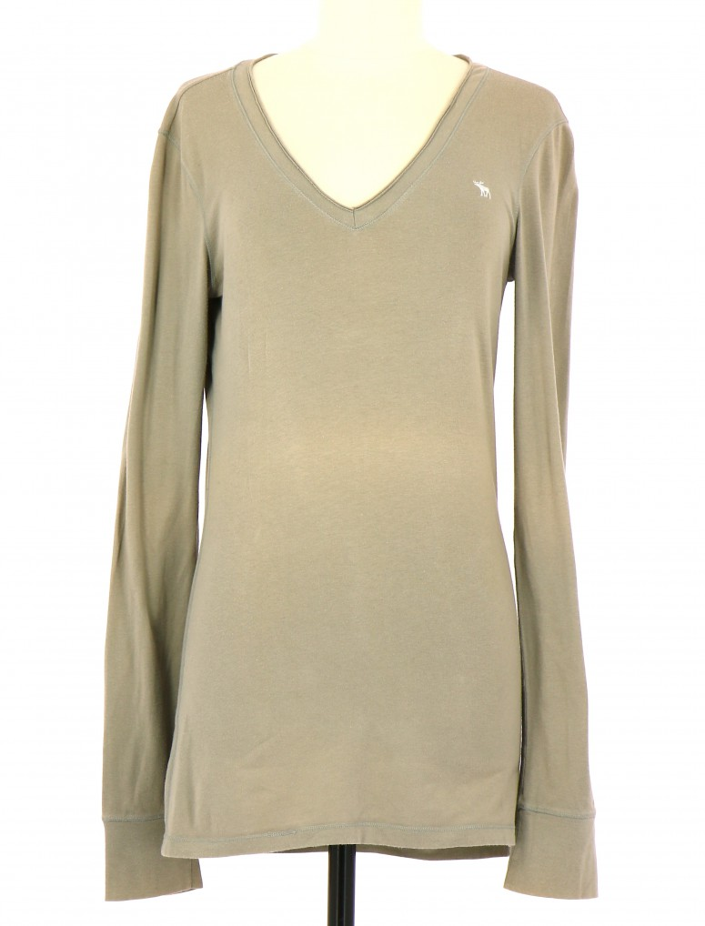 Vetements Top ABERCROMBIE BEIGE