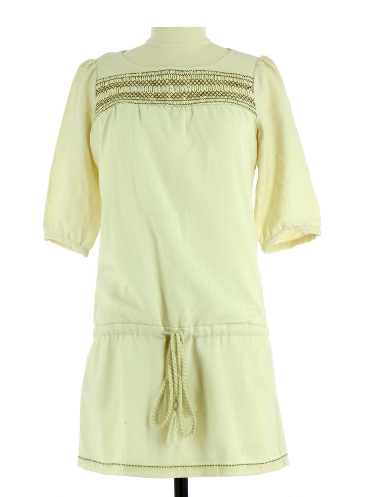 Vetements Robe SESSUN BEIGE