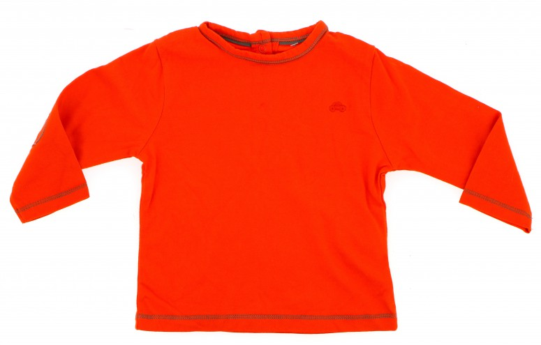 Vetements Top / T-Shirt KITCHOUN ORANGE