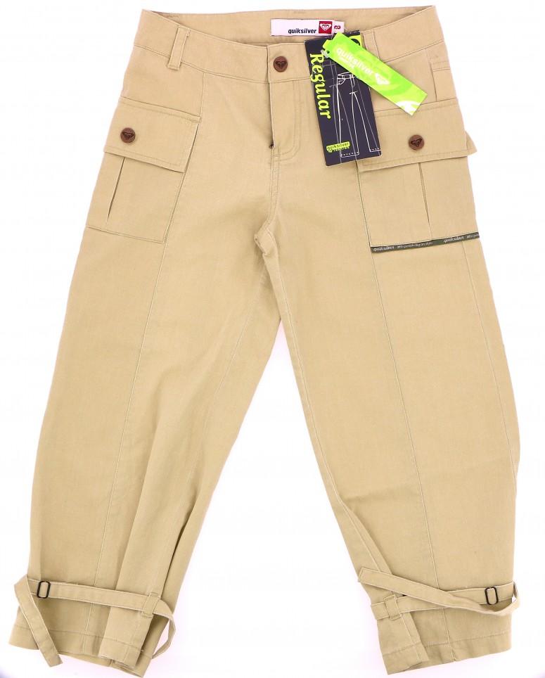 Vetements Pantalon QUIKSILVER GRIS
