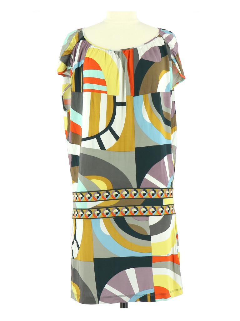 Vetements Robe BCBG BY MAX AZRIA MULTICOLORE