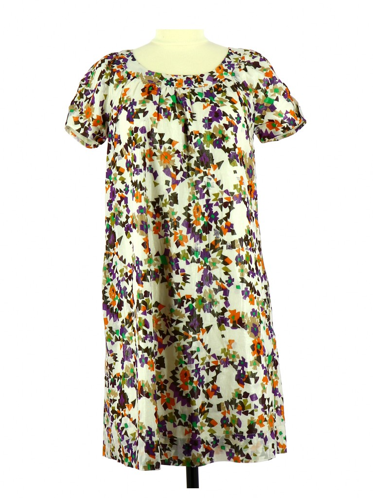 Vetements Robe MAJE MULTICOLORE