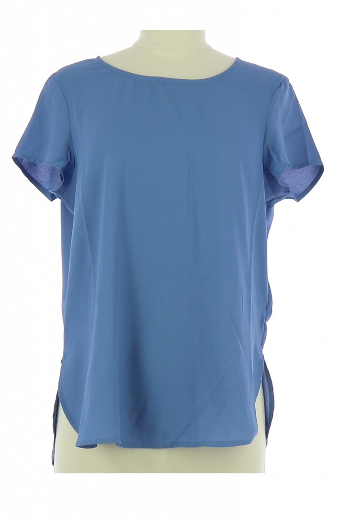 Vetements Blouse VERO MODA BLEU