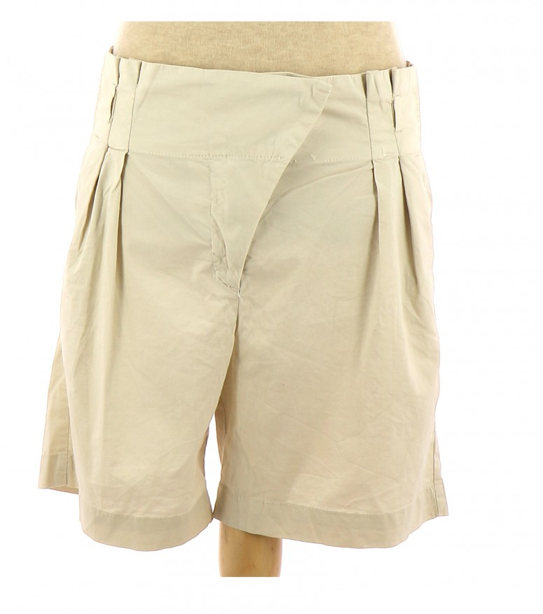 Vetements Short ZARA BEIGE