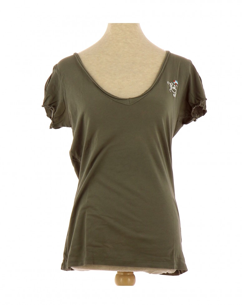 tee shirt tommy hilfiger femme l pas cher en achat vente. Black Bedroom Furniture Sets. Home Design Ideas