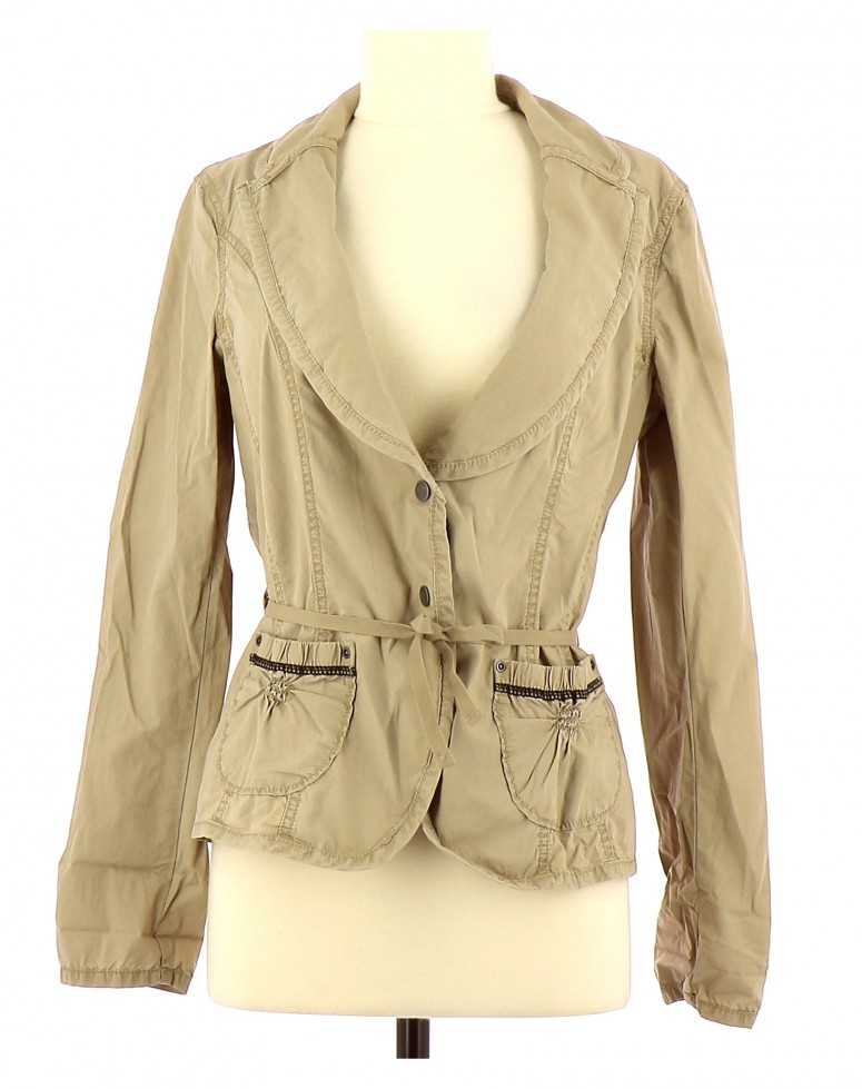 Vetements Veste / Blazer MEXX BEIGE