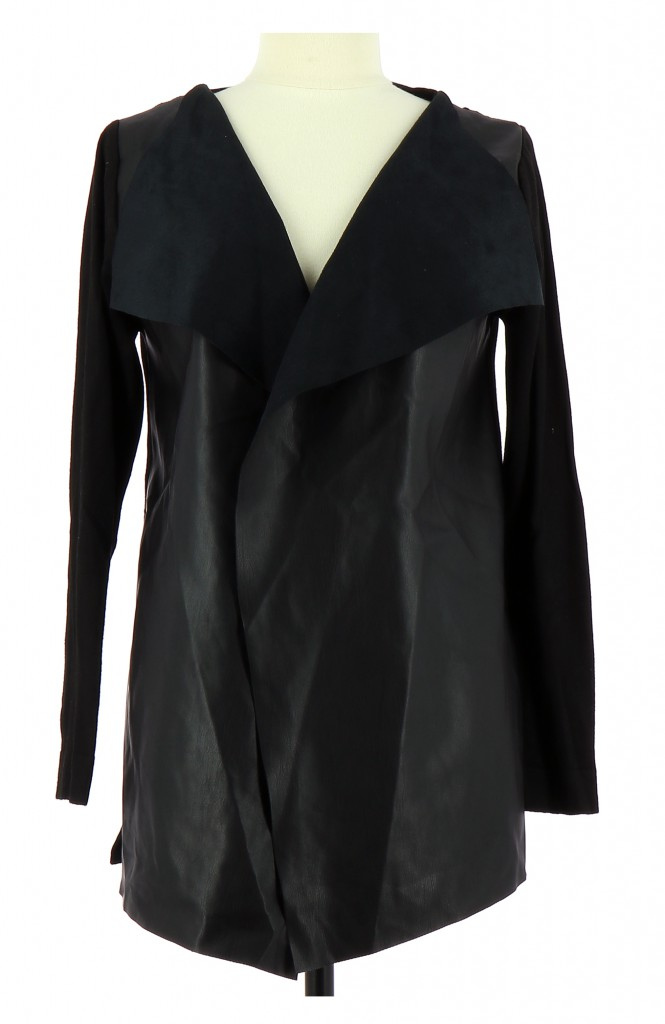 Vetements Veste / Blazer ZARA NOIR