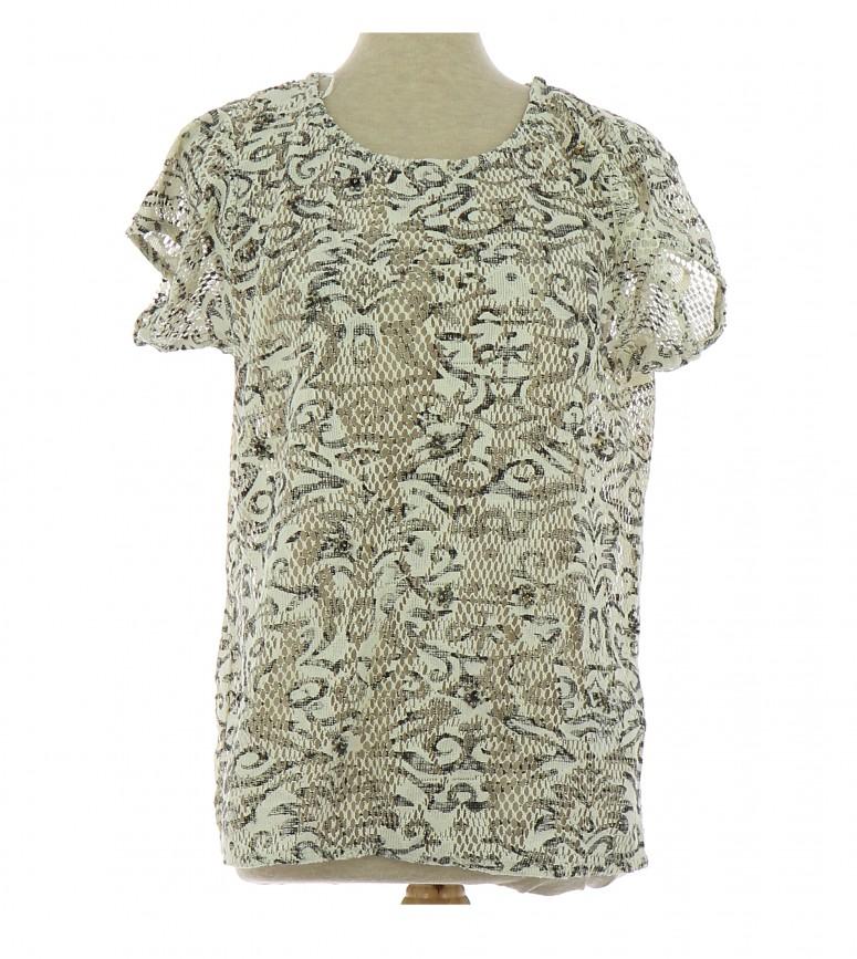 Vetements Tee-Shirt ESPRIT BLANC