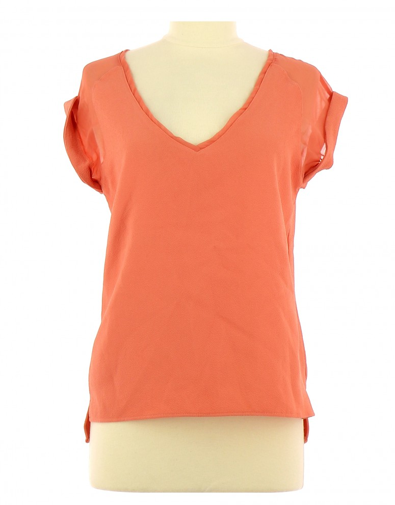 Vetements Top PROMOD ORANGE