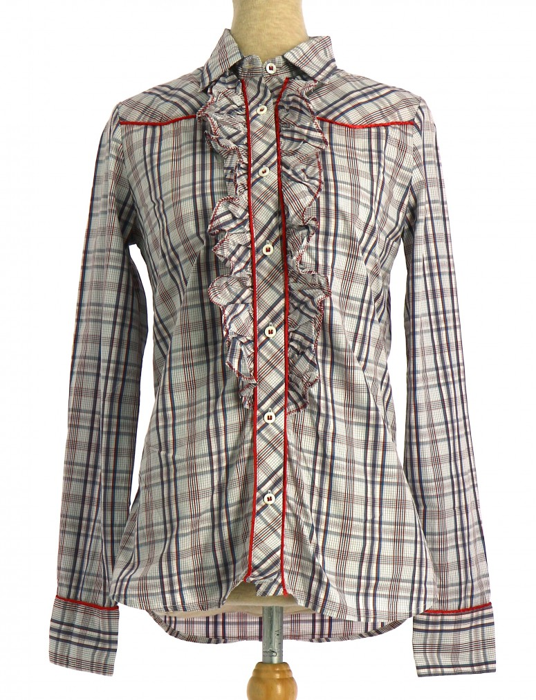 Vetements Chemise PAUL & JOE SISTER MULTICOLORE