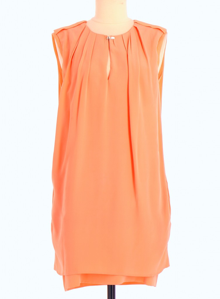 Vetements Robe MAJE ORANGE