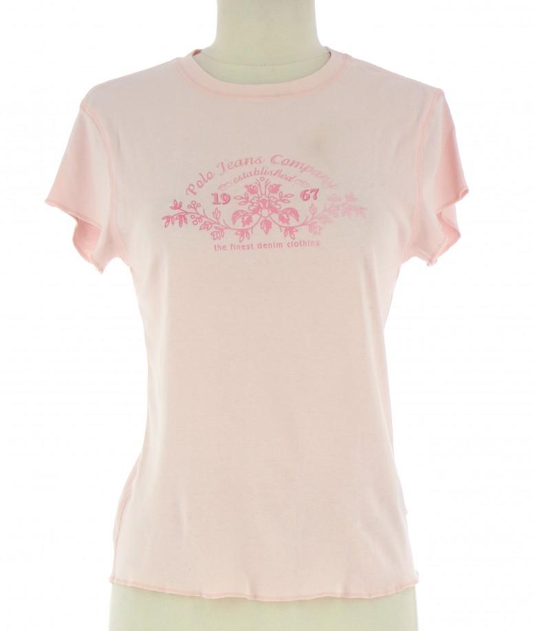 39d683728efcc Tee-Shirt RALPH LAUREN Femme L pas cher en Achat - Vente