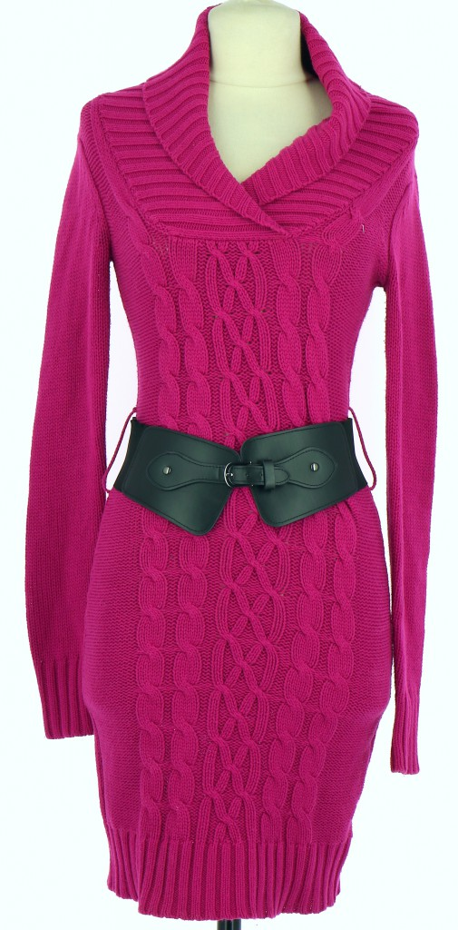 Vetements Robe GUESS FUSCHIA