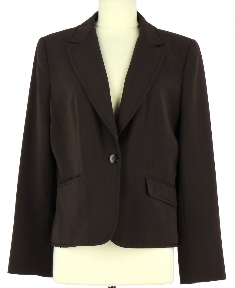 Vetements Veste / Blazer 123 CHOCOLAT
