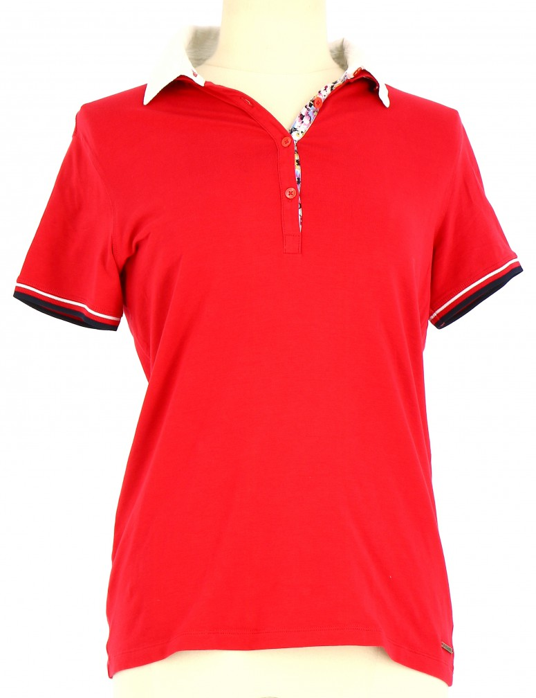 Vetements Tee-Shirt SAINT JAMES FUSCHIA