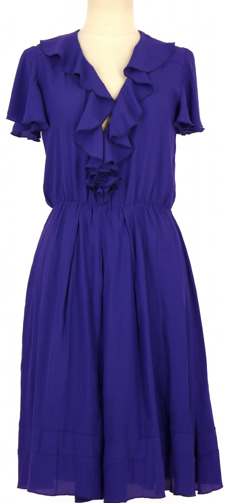 Vetements Robe AXARA VIOLET