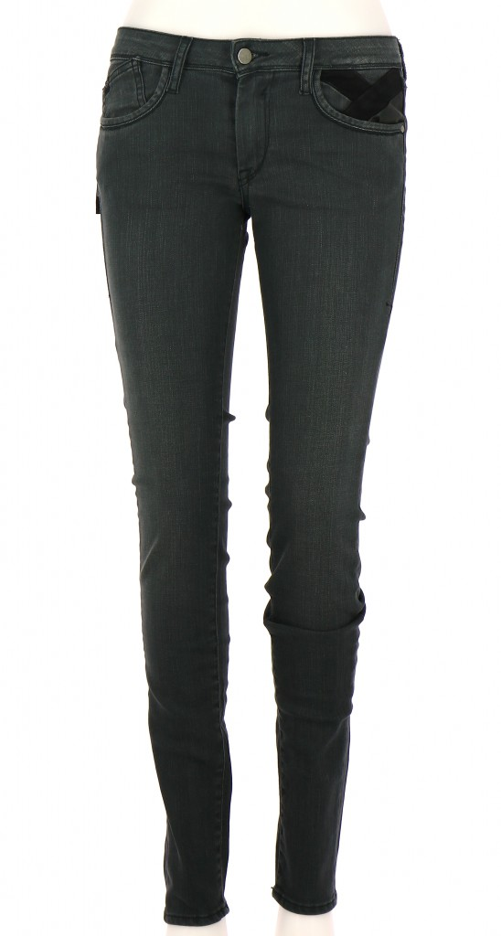 Vetements Jeans LE TEMPS DES CERISES GRIS