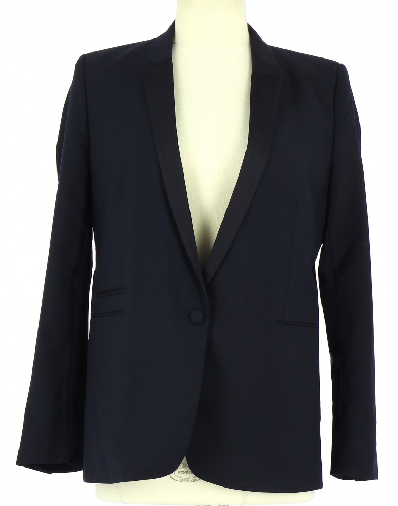 Vetements Veste / Blazer THE KOOPLES BLEU MARINE