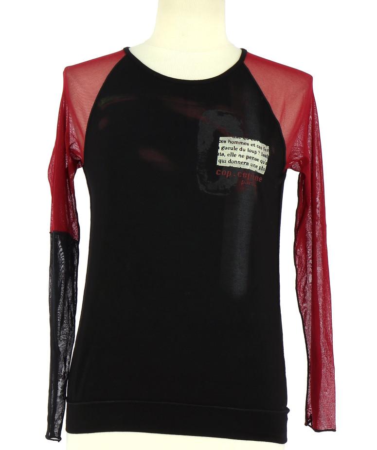 1f3244192c Tee-Shirt COP COPINE Femme T3 pas cher en Achat - Vente