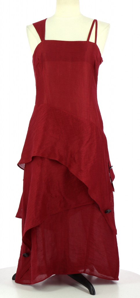 Vetements Robe ZAPA ROUGE